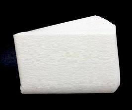 紙釜敷 檀紙 白