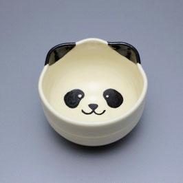 野点茶盌 パンダ 与し三作