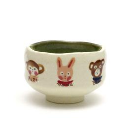 アニマルズ 小服 茶碗