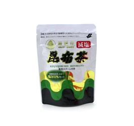 錦城印 減塩昆布茶 50g入