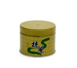 御薄茶 神尾の白 150g缶