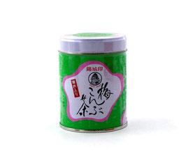 錦城印 梅こんぶ茶 60g入