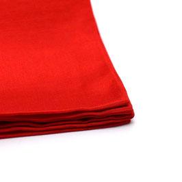 赤帛紗 (人絹)