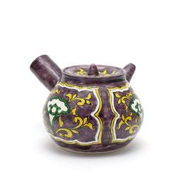 ボーフラ 紫交趾 宝山作