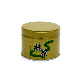 御薄茶 栂の白 150g缶