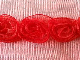 Rosenborte, rot