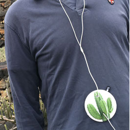 Range-écouteurs OFYL imprimé