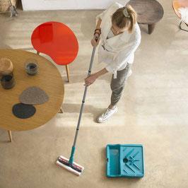 Sibello, lavez vos sols avec de l'eau toujours propre