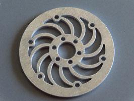2.2 Aluminium Disc