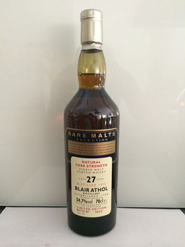 Blair Athol 1975 'Rare Malts Selection'