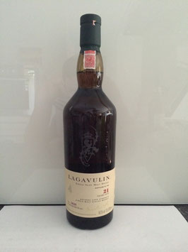 Lagavulin 21 years old / 1985