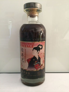 Karuizawa 1976 Geisha Label