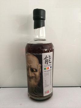 Karuizawa Noh Whisky 1995 for taiwanese Market