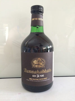 Bunnahabhain 34 years old