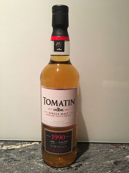 Tomatin 1990 OB for Germany