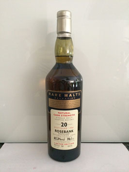 Rosebank 1981 'Rare Malts Selection'