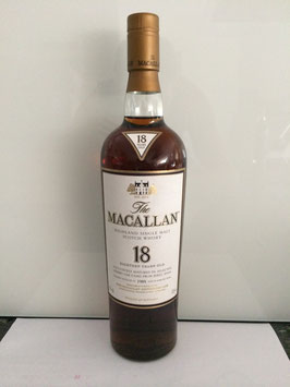Macallan 1989 OB