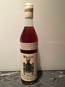 Willett 1984 for Glenfahrn (US  Rye Whiskey)