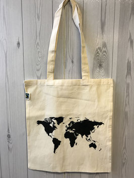 Stofftasche World Fairtrade