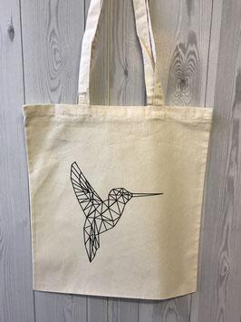Stofftasche Kolibri