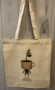 Stofftasche Coffee
