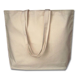 Super Shopper 52x40cm lange Henkel (8oz.)