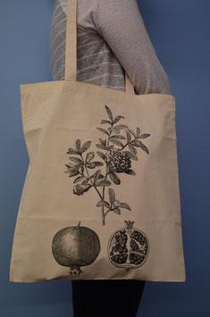 Stofftasche Pomegranate