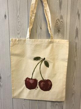 Stofftasche Cherry