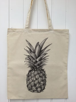 Stofftasche Pineapple