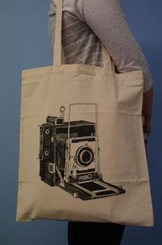 Stofftasche Camera