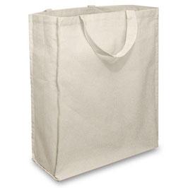 Shopper mit kurzen Henkeln (5oz)