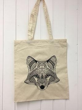 Stofftasche Fox