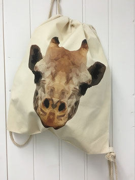 Turnsack Poly Giraffe