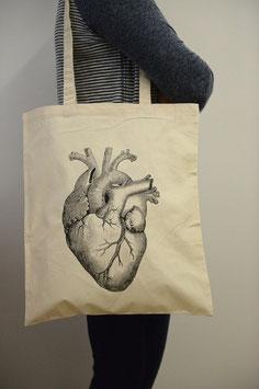 Stofftasche Heart