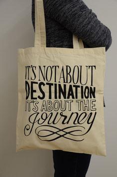 Stofftasche Journey