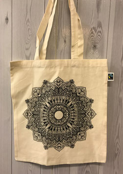 Stofftasche Mandala Fairtrade