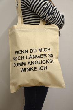 Stofftasche WINKE WINKE