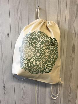Turnsack Green Mandala
