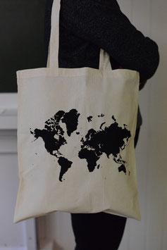 Stofftasche World