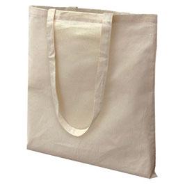 Stofftasche mit langen Henkeln FAIRTRADE