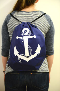 Turnsack Anker Navy