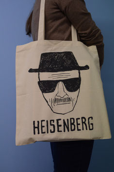 Stofftasche Heisenberg