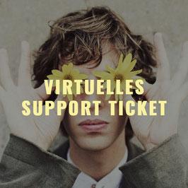 Virtuelles Support Ticket