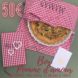 Box Pomme d'amour