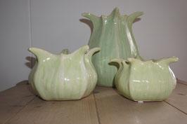 Keramiktopf Blüte Nr.57