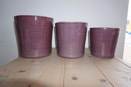 Keramik in  beere Nr. 63