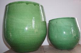 Keramik tannengrün Nr. 61