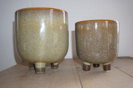 Keramik in Brauntönen Nr. 62