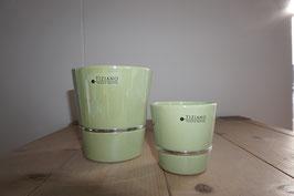 Keramik apfelgrün Nr.54