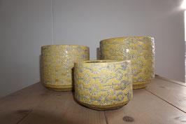 Keramiktopf gelb Nr.53